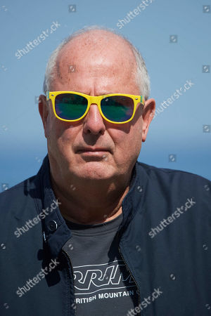 Stock Image of Roger Michell