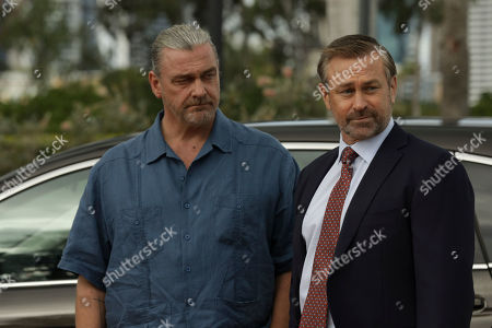 Ray Stevenson as Jake Elliot and Grant Bowler as Carter Eastland
