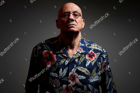 Editorial picture of James Ellroy, Madrid, Spain - 20 Sep 2019
