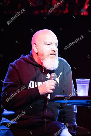 Stock Image of Alan McGee