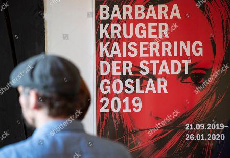 Editorial image of USA Contemporary Art, Goslar, Germany - 20 Sep 2019