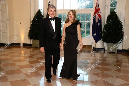 Editorial photo of Trump US Australia State Visit, Washington, USA - 20 Sep 2019