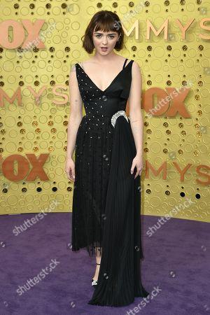 Stock Photo of Maisie Williams
