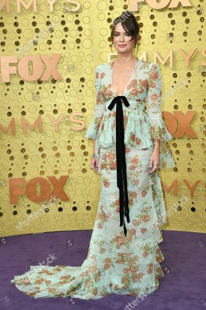 Editorial image of 71st Annual Primetime Emmy Awards, Fashion Highlights, Microsoft Theatre, Los Angeles, USA - 22 Sep 2019