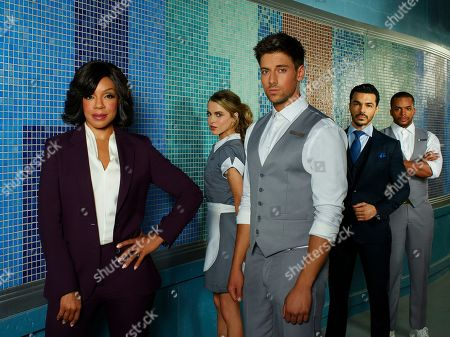 Wendy Raquel Robinson as Helen Parker, Anne Winters as Ingrid, Lincoln Younes as Danny Garibaldi, Shalim Ortiz as Mateo and Chris Warren as Jason Parker