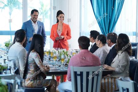 Editorial image of 'Grand Hotel' TV Show Season 1 - 2019