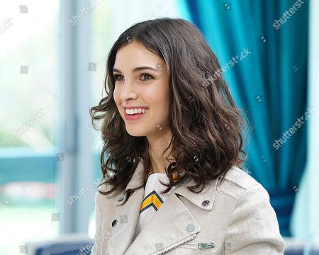 Denyse Tontz as Alicia Mendoza
