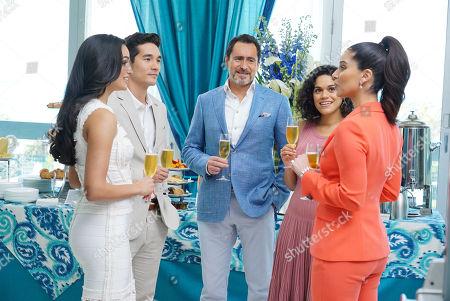 Editorial photo of 'Grand Hotel' TV Show Season 1 - 2019