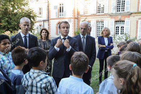 Editorial image of A visit to Chateau de By, Thomery, France - 20 Sep 2019