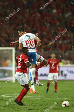 Editorial image of Al Ahly SC vs Zamalek SC, Alexandria, Egypt - 20 Sep 2019