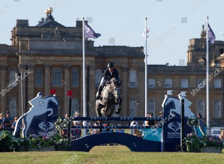 Oliver Townend riding Dreamliner during the CCI-S4*8/9YO