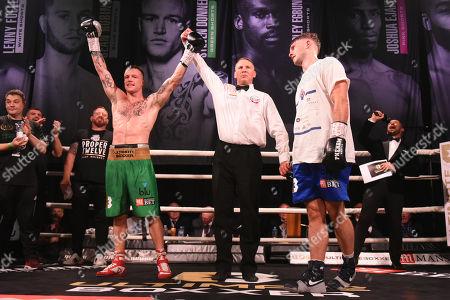 Editorial image of Ultimate Boxxer Show, Boxing, Indigo at The O2, London, United Kingdom - 20 Sep 2019
