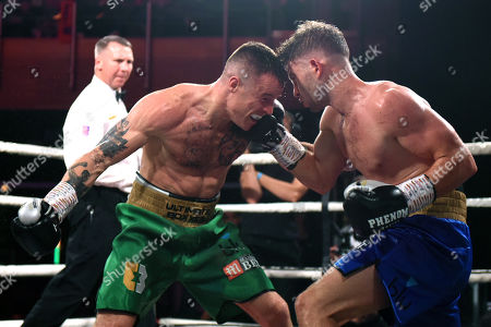 Editorial picture of Ultimate Boxxer Show, Boxing, Indigo at The O2, London, United Kingdom - 20 Sep 2019