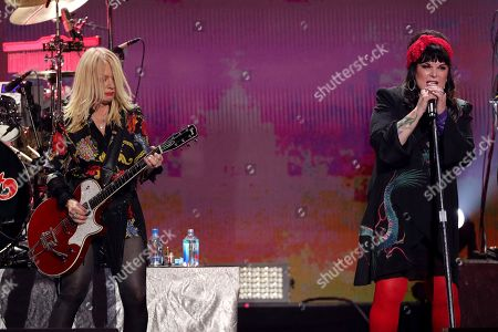 Editorial photo of iHeartRadio Music Festival, Day 1, Show, Las Vegas, USA - 20 Sep 2019