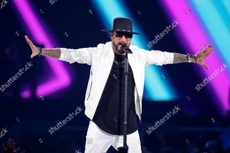 Backstreet Boys - AJ McLean