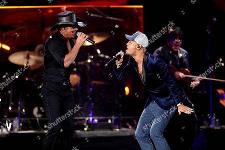 Tim McGraw and Shy Carter