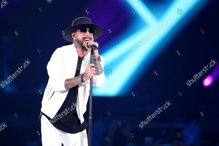 Editorial picture of iHeartRadio Music Festival, Day 1, Show, Las Vegas, USA - 20 Sep 2019