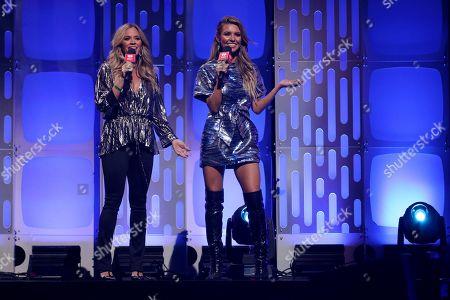Editorial photo of iHeartRadio Music Festival, Day 2, Show, Las Vegas, USA - 21 Sep 2019