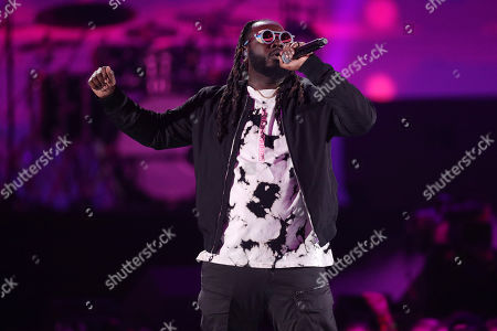 Editorial image of iHeartRadio Music Festival, Day 2, Show, Las Vegas, USA - 21 Sep 2019