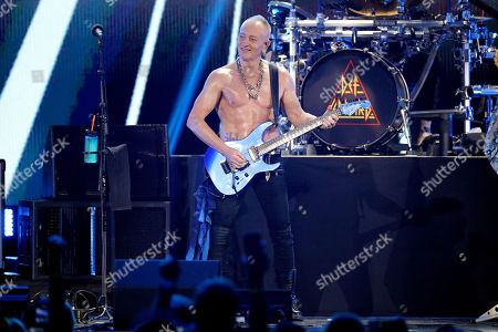 Stock Photo of Def Leppard - Phil Collen