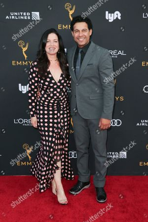 Nicole Huertas and Jon Huertas
