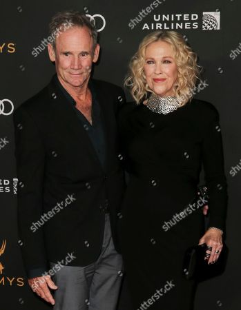 Bo Welch and Catherine O?Hara