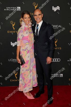 Karyn Kelly and Michael Kelly