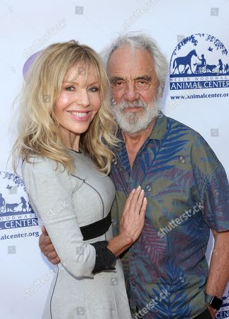 Stock Picture of Shelby Chong, Tommy Chong