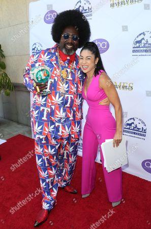 Afroman and Pamela Price