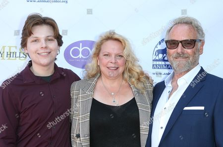 Stock Image of Dr. Rick Glassman and family