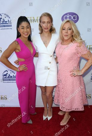 Editorial picture of The Daytime Beauty Awards, Arrivals, Los Angeles, USA - 20 Sep 2019