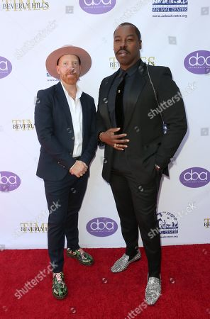 Stock Image of Jason Backe and Ted Gibson