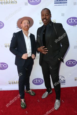 Stock Picture of Jason Backe and Ted Gibson