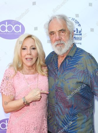 Michele Elyzabeth and Tommy Chong