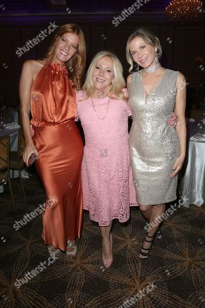 Stock Photo of Michelle Stafford, Michele Elyzabeth and Katherine Kelly Lang