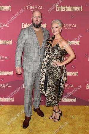 Chris Sullivan and Rachel Reichard