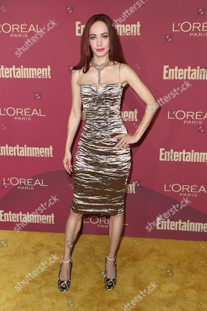 Editorial photo of Entertainment Weekly Pre-Emmy Party, Arrivals, Sunset Tower Hotel, Los Angeles, USA - 20 Sep 2019