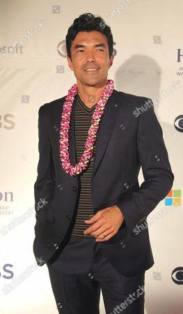 Ian Anthony Dale (Adam Noshimuri) during the Hawaii Five-O and Magnum P.I. Sunset On The Beach event on Waikiki Beach in Honolulu, Hawaii - Michael Sullivan/CSM