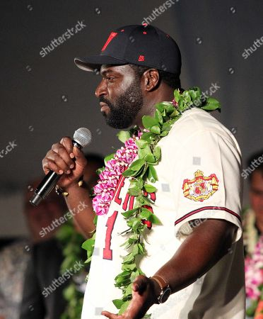 Stephen Hill during the Hawaii Five-O and Magnum P.I. Sunset On The Beach event on Waikiki Beach in Honolulu, Hawaii - Michael Sullivan/CSM