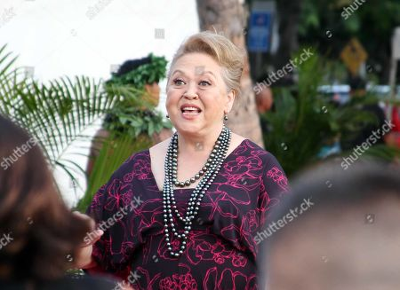 Amy Hill (Teuila 'Kumu' Tuileta) during the Hawaii Five-O and Magnum P.I. Sunset On The Beach event on Waikiki Beach in Honolulu, Hawaii - Michael Sullivan/CSM
