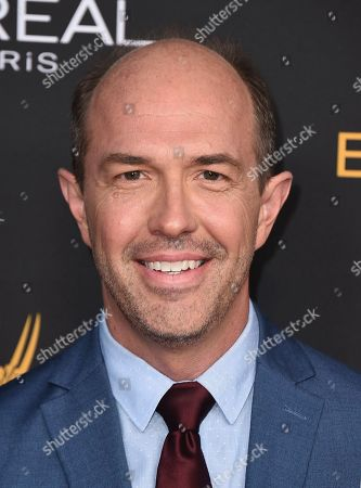 Eric Lange arrives at the 2019 Performers Nominee Reception presented by the Television Academy at the Wallis Annenberg Center for the Performing Arts, in Beverly Hills, Calif