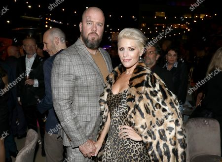 Chris Sullivan, Rachel Reichard. Chris Sullivan, left, and Rachel Reichard attend the 2019 Performers Nominee Reception presented by the Television Academy at the Wallis Annenberg Center for the Performing Arts, in Beverly Hills, Calif