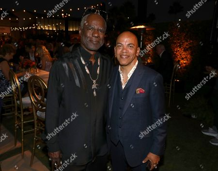Glynn Turman, Rickey Minor. Glynn Turman, left, and Rickey Minor attend the 2019 Performers Nominee Reception presented by the Television Academy at the Wallis Annenberg Center for the Performing Arts, in Beverly Hills, Calif