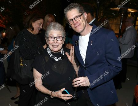 Jackie Joseph, Bob Bergen. Jackie Joseph, left, and Bob Bergen attend the 2019 Performers Nominee Reception presented by the Television Academy at the Wallis Annenberg Center for the Performing Arts, in Beverly Hills, Calif