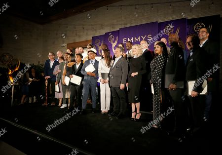 Editorial picture of 2019 Performers Nominee Reception, Beverly Hills, USA - 20 Sep 2019
