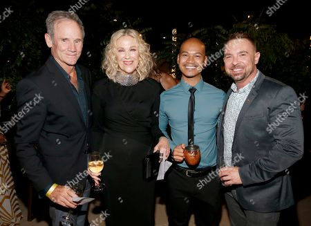Bo Welch, Catherine O'Hara, Sy Yan, Scott Buford. Bo Welch, from left, Catherine O'Hara, Sy Yan, and Scott Buford attend the 2019 Performers Nominee Reception presented by the Television Academy at the Wallis Annenberg Center for the Performing Arts, in Beverly Hills, Calif