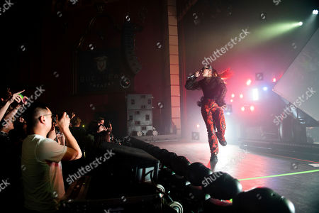 Editorial photo of Charli XCX in Concert - , Atlanta, USA - 20 Sep 2019