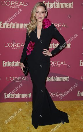 Editorial picture of Entertainment Weekly Pre-Emmy Party, Arrivals, Los Angeles, USA - 20 Sep 2019