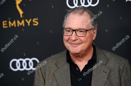 Kevin Dunn poses at the Performers Nominee Reception for Sunday's 71st Primetime Emmy Awards, in Beverly Hills, Calif