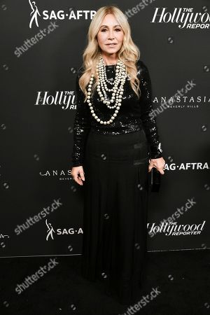 Anastasia Soare attends the 2019 Primetime Emmy Awards - THR Emmy Nominees party at Avra, in Beverly Hills, Calif